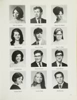 1968 Finney High School Yearbook Page 42 & 43