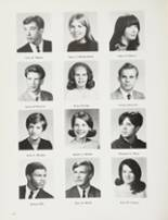 1968 Finney High School Yearbook Page 52 & 53