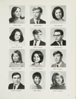 1968 Finney High School Yearbook Page 54 & 55