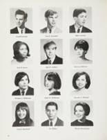 1968 Finney High School Yearbook Page 56 & 57