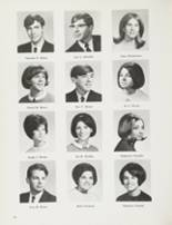 1968 Finney High School Yearbook Page 58 & 59