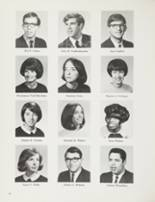 1968 Finney High School Yearbook Page 66 & 67