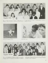 1968 Finney High School Yearbook Page 108 & 109