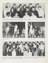 1968 Finney High School Yearbook Page 110 & 111