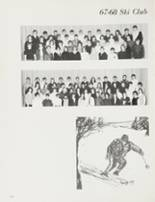 1968 Finney High School Yearbook Page 132 & 133