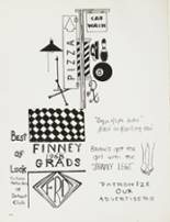1968 Finney High School Yearbook Page 134 & 135