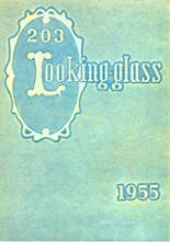 1955 Yearbook Central High School