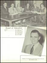 1956 Greenwich Central High School Yearbook Page 10 & 11
