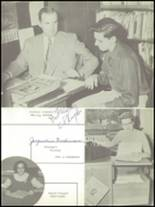 1956 Greenwich Central High School Yearbook Page 12 & 13