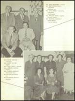 1956 Greenwich Central High School Yearbook Page 14 & 15