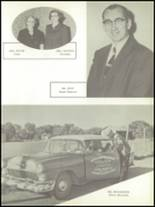 1956 Greenwich Central High School Yearbook Page 16 & 17