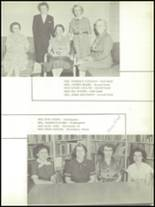 1956 Greenwich Central High School Yearbook Page 20 & 21