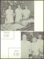 1956 Greenwich Central High School Yearbook Page 22 & 23