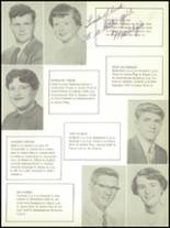 1956 Greenwich Central High School Yearbook Page 30 & 31