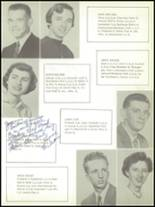 1956 Greenwich Central High School Yearbook Page 32 & 33