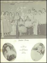 1956 Greenwich Central High School Yearbook Page 36 & 37