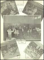 1956 Greenwich Central High School Yearbook Page 62 & 63