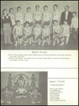 1956 Greenwich Central High School Yearbook Page 66 & 67