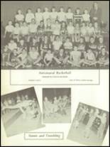 1956 Greenwich Central High School Yearbook Page 68 & 69