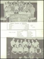 1956 Greenwich Central High School Yearbook Page 76 & 77