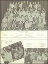 1956 Greenwich Central High School Yearbook Page 82 & 83