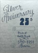1984 Yearbook Saddle Brook High School