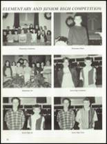 1997 Calvary Baptist School Yearbook Page 12 & 13