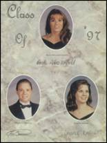 1997 Calvary Baptist School Yearbook Page 16 & 17