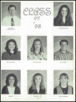 1997 Calvary Baptist School Yearbook Page 22 & 23