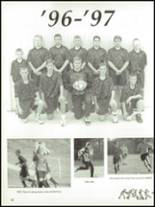 1997 Calvary Baptist School Yearbook Page 46 & 47