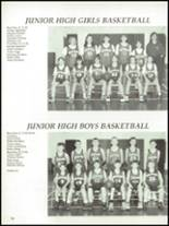 1997 Calvary Baptist School Yearbook Page 54 & 55