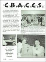 2002 Christian Brothers Academy Yearbook Page 72 & 73