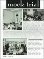 2002 Christian Brothers Academy Yearbook Page 88 & 89