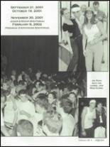 2002 Christian Brothers Academy Yearbook Page 94 & 95