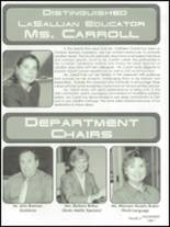 2002 Christian Brothers Academy Yearbook Page 104 & 105