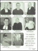 2002 Christian Brothers Academy Yearbook Page 116 & 117