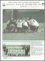 2002 Christian Brothers Academy Yearbook Page 122 & 123