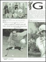 2002 Christian Brothers Academy Yearbook Page 156 & 157
