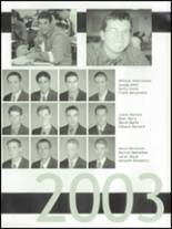 2002 Christian Brothers Academy Yearbook Page 166 & 167