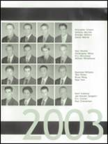 2002 Christian Brothers Academy Yearbook Page 176 & 177