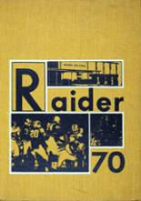 1970 Yearbook Rider High School