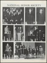 1984 Stillwater High School Yearbook Page 10 & 11