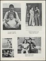 1984 Stillwater High School Yearbook Page 16 & 17