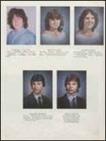 1984 Stillwater High School Yearbook Page 32 & 33