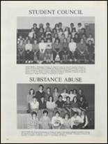 1984 Stillwater High School Yearbook Page 72 & 73