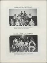 1984 Stillwater High School Yearbook Page 74 & 75