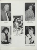 1984 Stillwater High School Yearbook Page 100 & 101