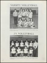 1984 Stillwater High School Yearbook Page 106 & 107