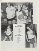 1984 Stillwater High School Yearbook Page 108 & 109