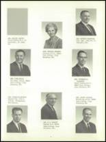 1965 Puxico High School Yearbook Page 12 & 13
